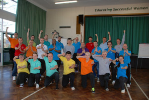 Chen Instructor Course 2016